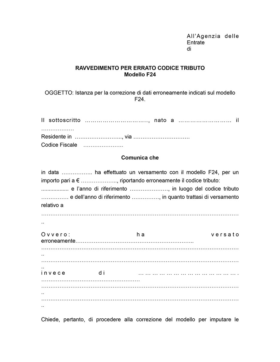 f 24 elide agenzia entrate bologna - photo#23